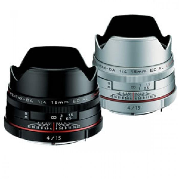 HD DA 15mm F4 ED AL Limited
