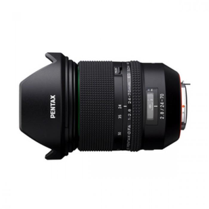 HD D FA 24-70mm F2.8ED SDM WR