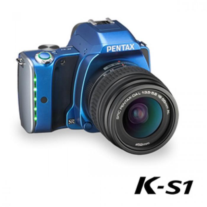 K-S1+DAL 18-55mm單鏡組