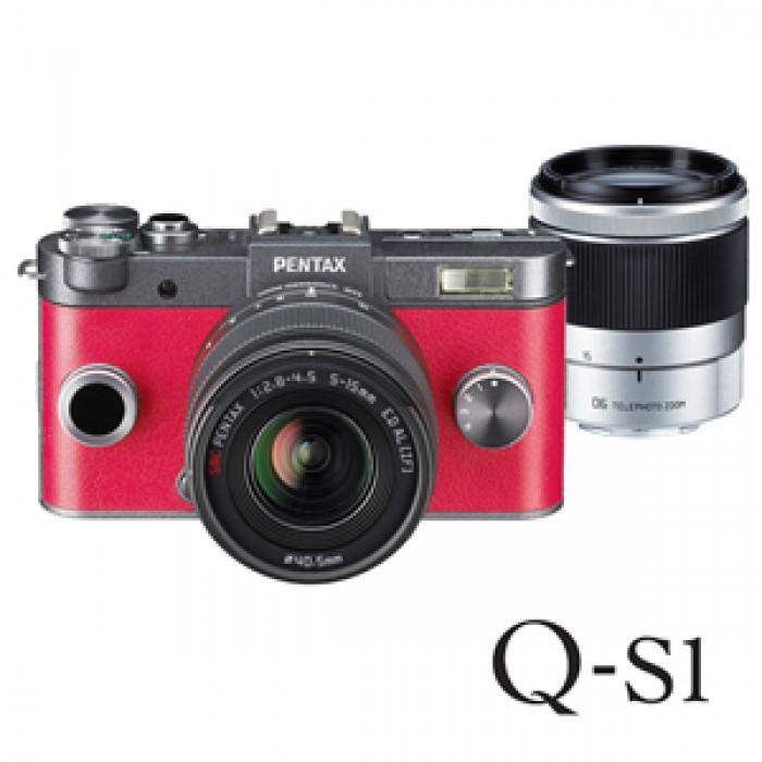Q-S1+5-15+15-45mm變焦雙鏡組