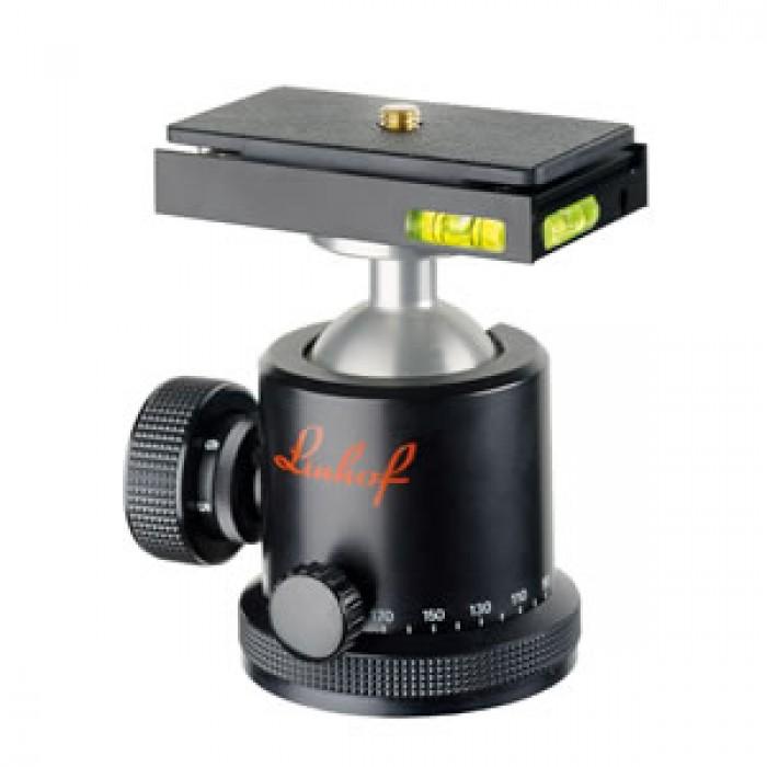 PROFI BALLHEAD III Q (003680)  萬用型重力調節球型雲台