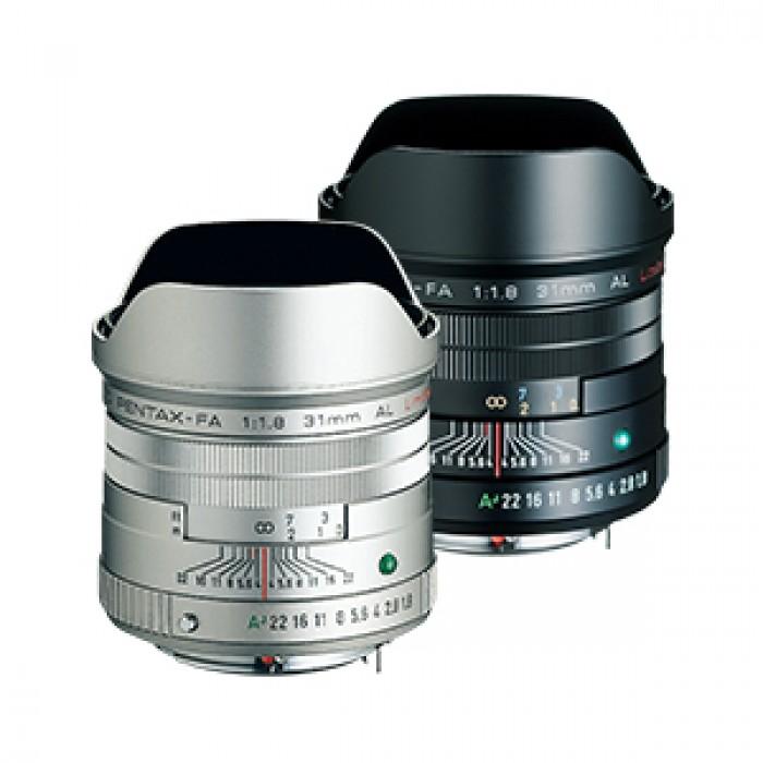 SMC FA 31mm F1.8 AL Limited