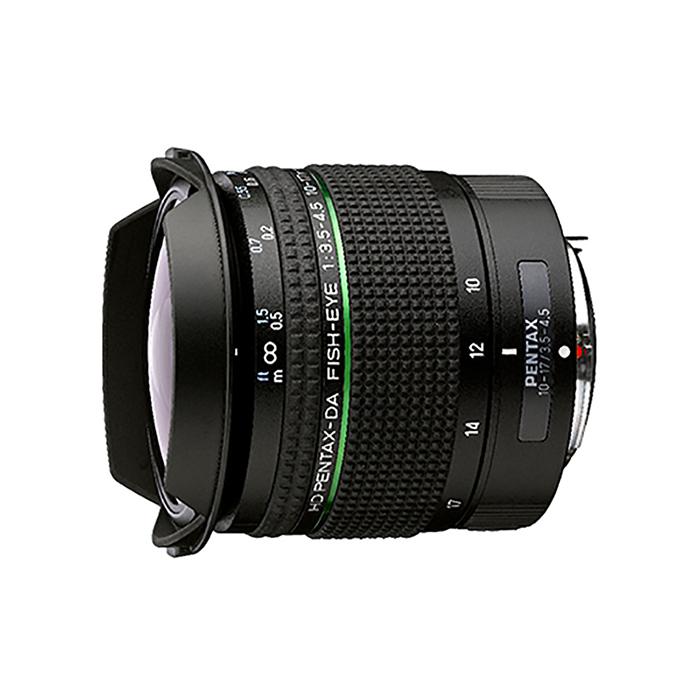 HD DA FISH-EYE 10-17mm F3.5-4.5ED